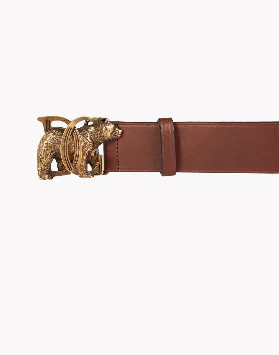 dc bear leather belt belts Woman Dsquared2