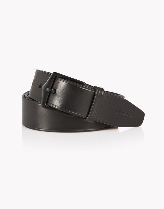 leather belt gürtel  Herren Dsquared2