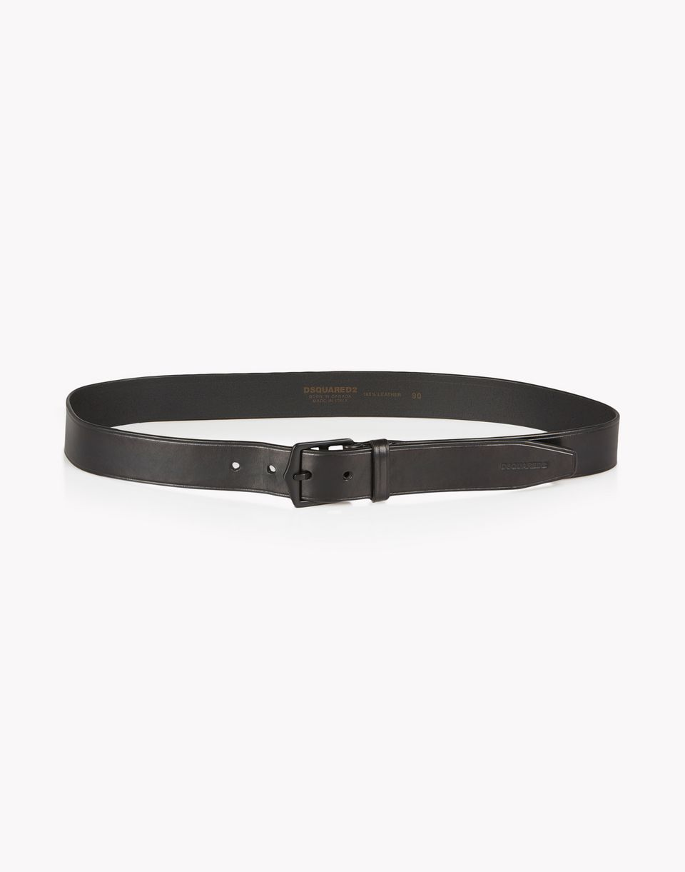 leather belt belts Man Dsquared2