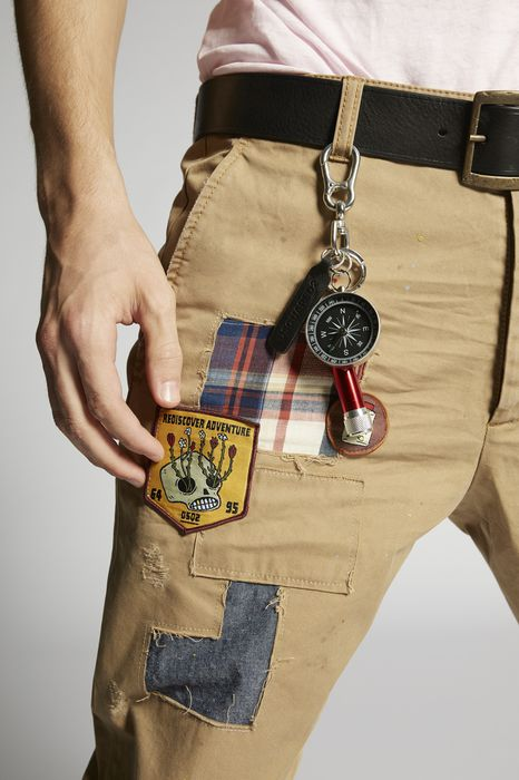 scout keychain other accessories Man Dsquared2