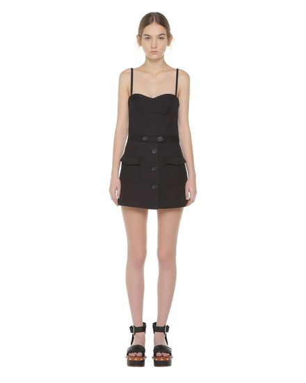 REDValentino Jumpsuit Woman PR0VE0L53M7 0NO f