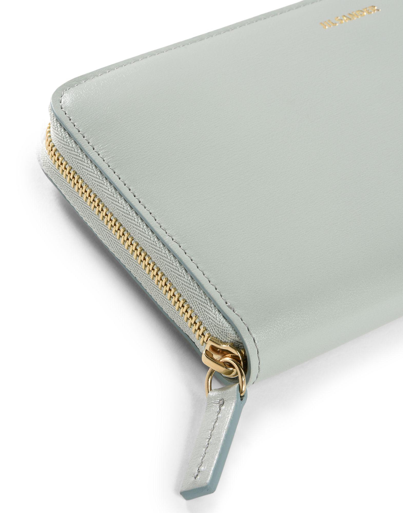 Brieftasche - JIL SANDER Online Store