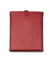 Blood Intrecciato Nappa iPad Case
