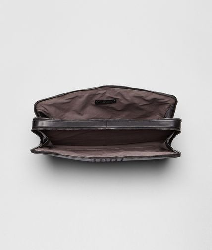 BOTTEGA VENETA - Light Calf Computer Case