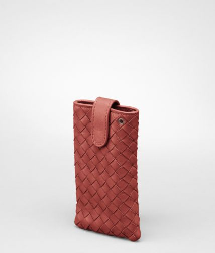 BOTTEGA VENETA - Intrecciato Nappa Iphone Case