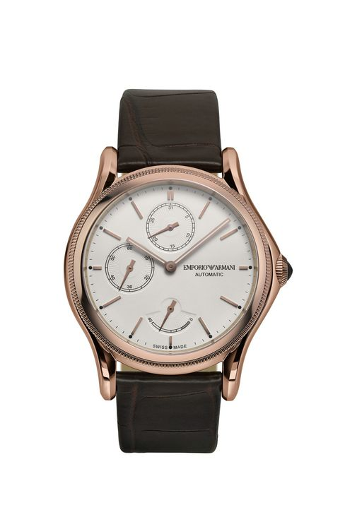 SWISS MADE LIMITED EDITION WATCH: SWISS MADE WATCHES Men by Armani - 1