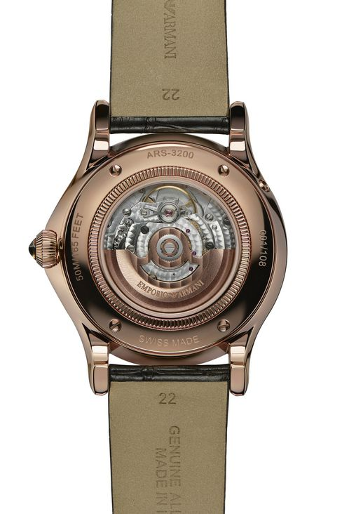 SWISS MADE LIMITED EDITION WATCH: SWISS MADE WATCHES Men by Armani - 2