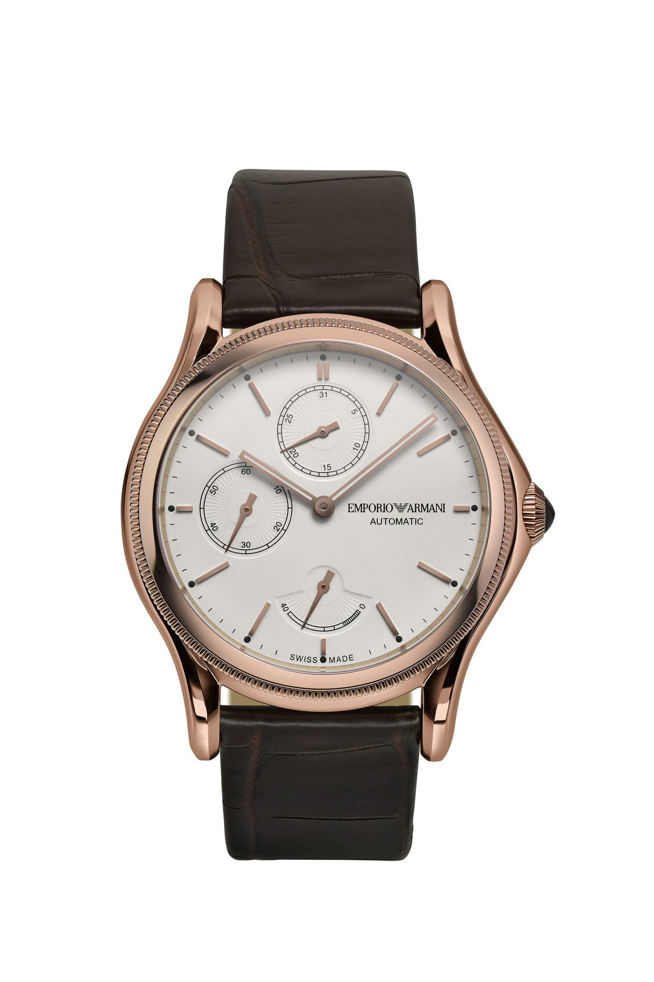 SWISS MADE LIMITED EDITION WATCH: SWISS MADE WATCHES Men by Armani - 0
