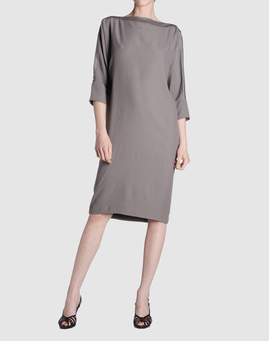MAISON MARTIN MARGIELA 4 Women - Dresses - 3/4 length dress MAISON MARTIN MARGIELA 4 on YOOX :  34 length dress maison womens fashion martin
