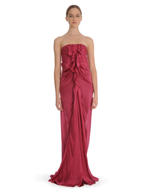Long dress Women - Dresses Women on Valentino Online Store :  luxe skirts dresses accessories