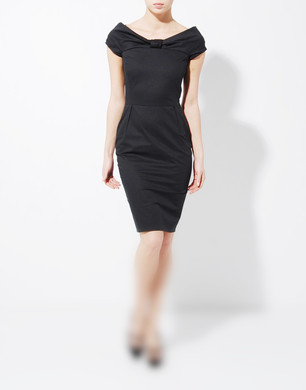 RED VALENTINO - 3/4 length dress Women - Dresses Women on Valentino Online Store