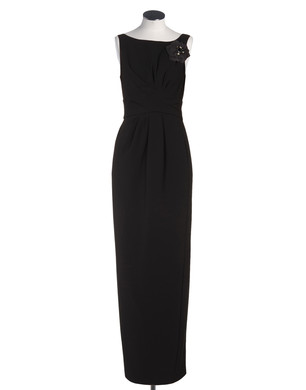 Long dress Women - Dresses Women on Moschino Online Store :  dresses top wear coats jackets knitwear