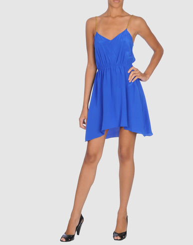 GEREN FORD - Short silk dress :  geren ford dress valentines day dress geren ford dresses