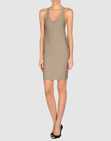 DELPHINE MURAT Short dress from yoox.com