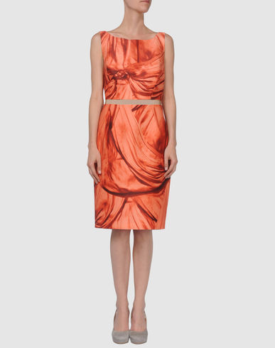 GIAMBATTISTA VALLI - 3/4 length dress