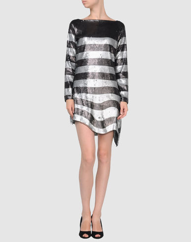 BEA YUK MUI  Sparkle- Dress :  striped dress anna dello russo costume bea yuk mui halloween 2011