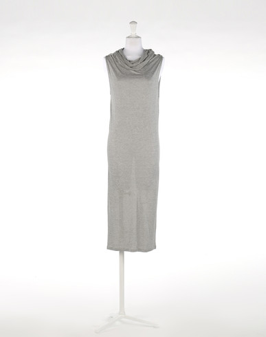 3/4 length dress