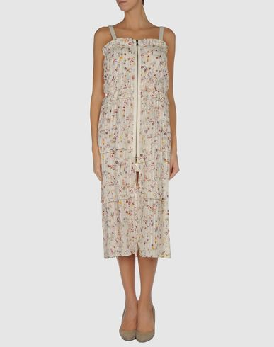 SEE BY CHLOÉ - 3/4 length dress