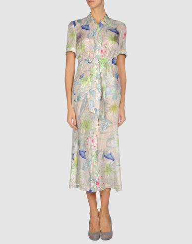 DRIES VAN NOTEN - Long dress