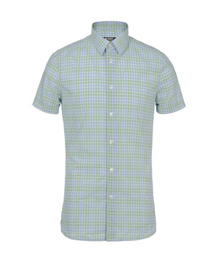 Short sleeve shirt Men's - DIRK BIKKEMBERGS