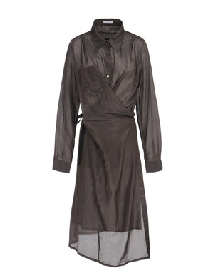3/4 length dress Women's - ANN DEMEULEMEESTER