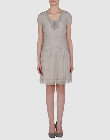 CRUCIANI - Short dress