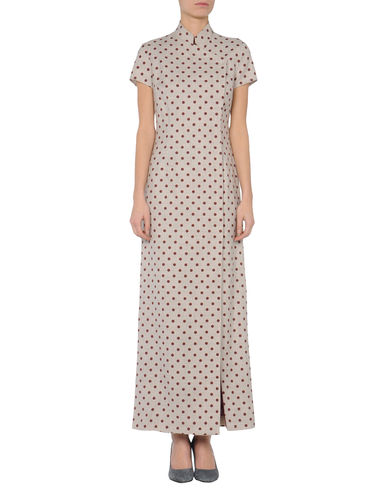 PAUL SMITH BLACK LABEL - Long dress
