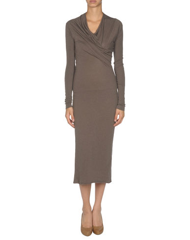 RICK OWENS LILIES - 3/4 length dress