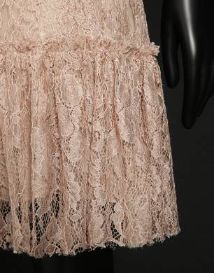 Lace dress - Short dresses - Dolce&Gabbana - Summer 2016