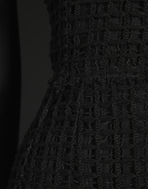 Fishnet dress - Short dresses - Dolce&Gabbana - Summer 2016