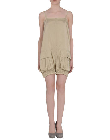 STELLA McCARTNEY - Short pant overall