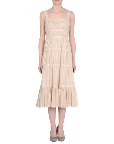 DEREK LAM - 3/4 length dress