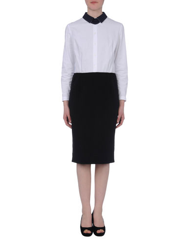 CARVEN - 3/4 length dress