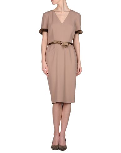 BLUMARINE - 3/4 length dress