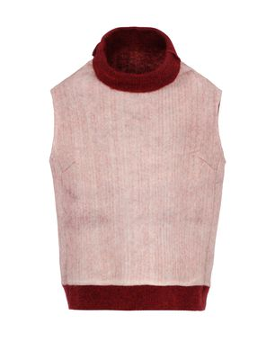 Sleeveless sweater Women's - MAISON MARTIN MARGIELA 1