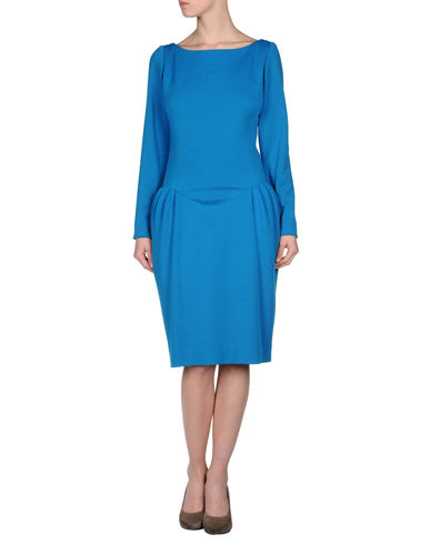 YVES SAINT LAURENT RIVE GAUCHE - 3/4 length dress