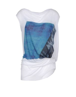 Sleeveless t-shirt Women's - HELMUT LANG