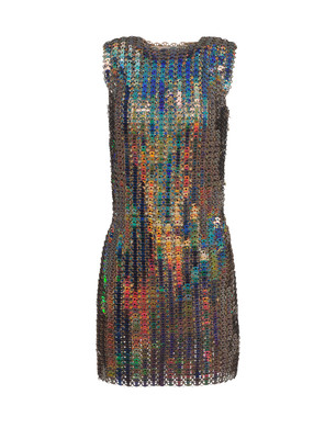 Short dress Women's - PACO RABANNE