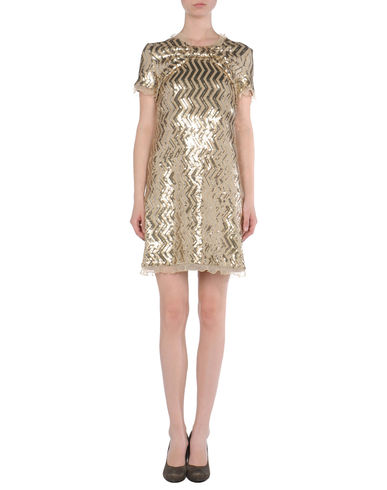 MOSCHINO CHEAPANDCHIC - Short dress