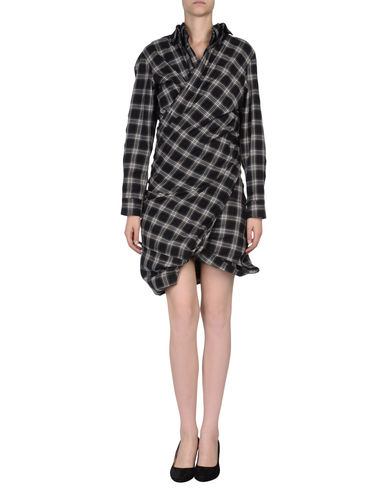 JUNYA WATANABE COMME des GAR&#199;ONS - Short dress