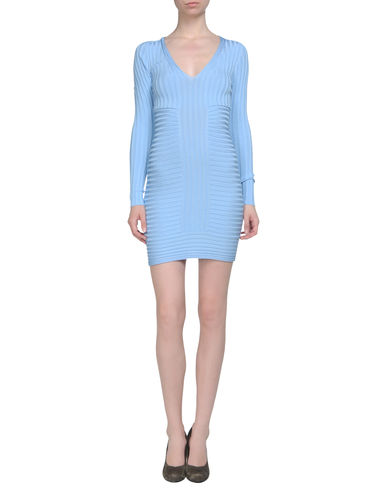 HERVE' L. LEROUX - Short dress