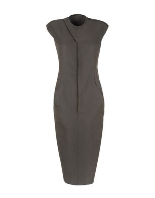 3/4 length dress Women's - RICK OWENS