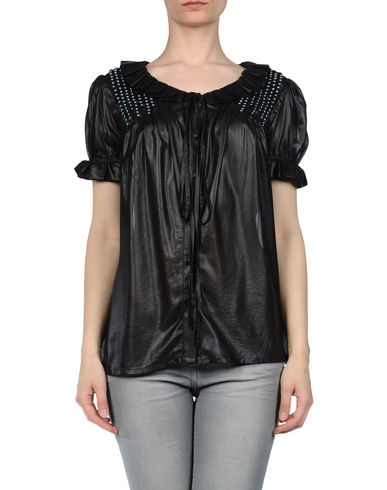 BLUGIRL BLUMARINE - Short sleeve shirt