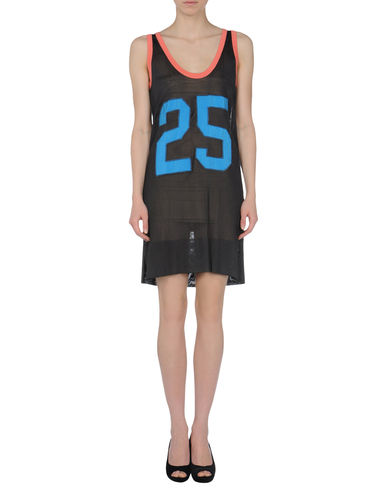 GOLDEN GOOSE - Short dress