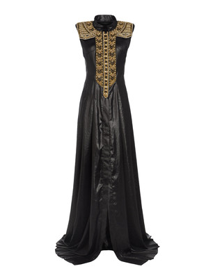 Long dress Women's - BALMAIN
