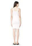 T by ALEXANDER WANG MODAL SPANDEX CAMI TANK DRESS Short Dress Adult 8_n_r