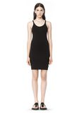 T by ALEXANDER WANG MODAL SPANDEX CAMI TANK DRESS Short Dress Adult 8_n_f