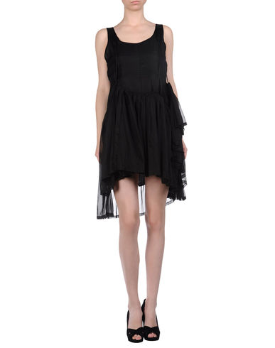 YOHJI YAMAMOTO - Short dress