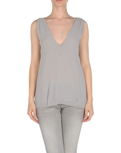 ROBERTA FURLANETTO - Sleeveless t-shirt