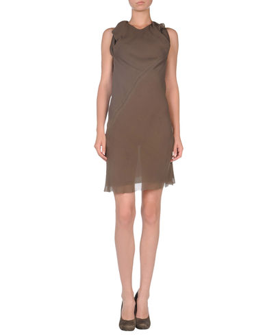 RICK OWENS - Short dress
